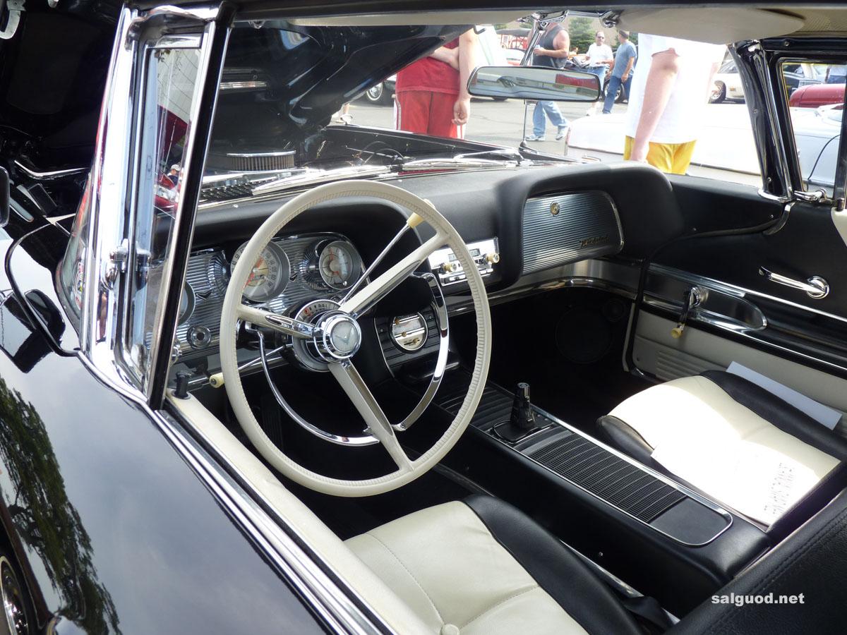 Custom, Ford, Thunderbird