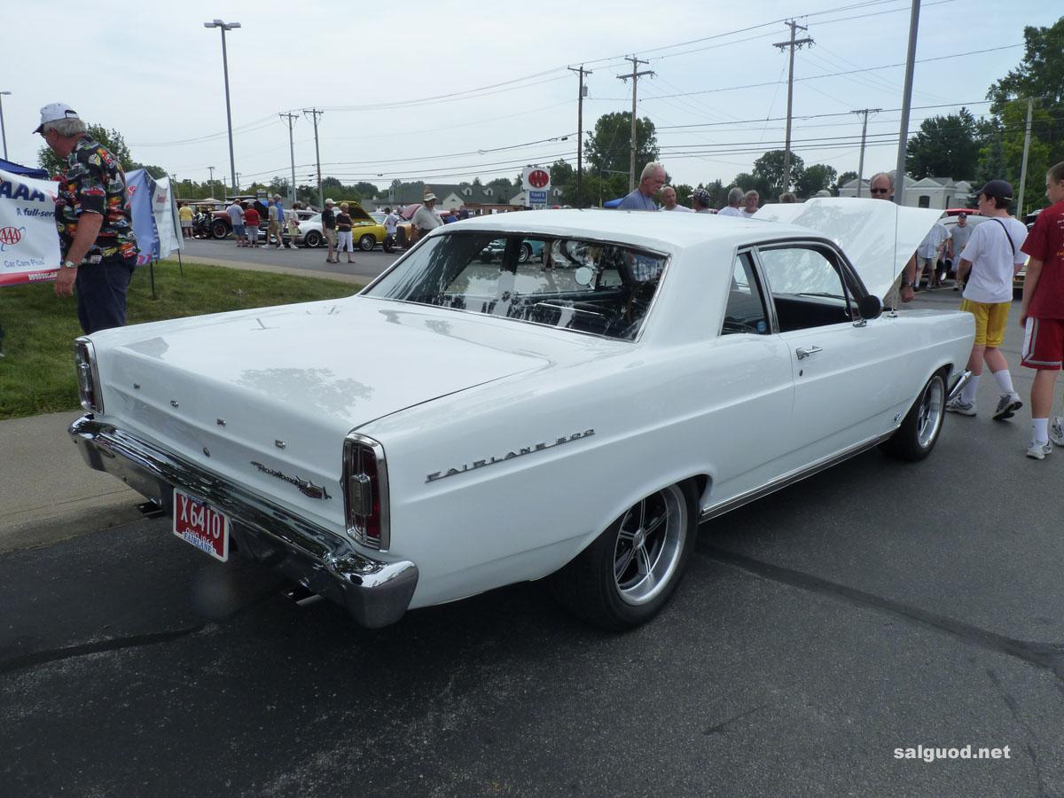 1966 Custom Fairlane Ford Download Original