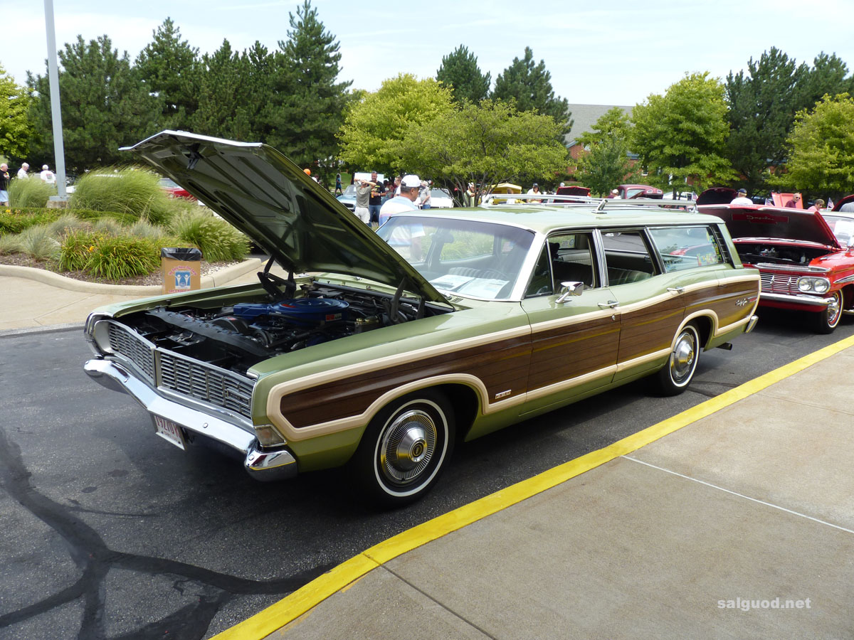 1968 Ford Country Squire Station Wagon Related Infomation 1954