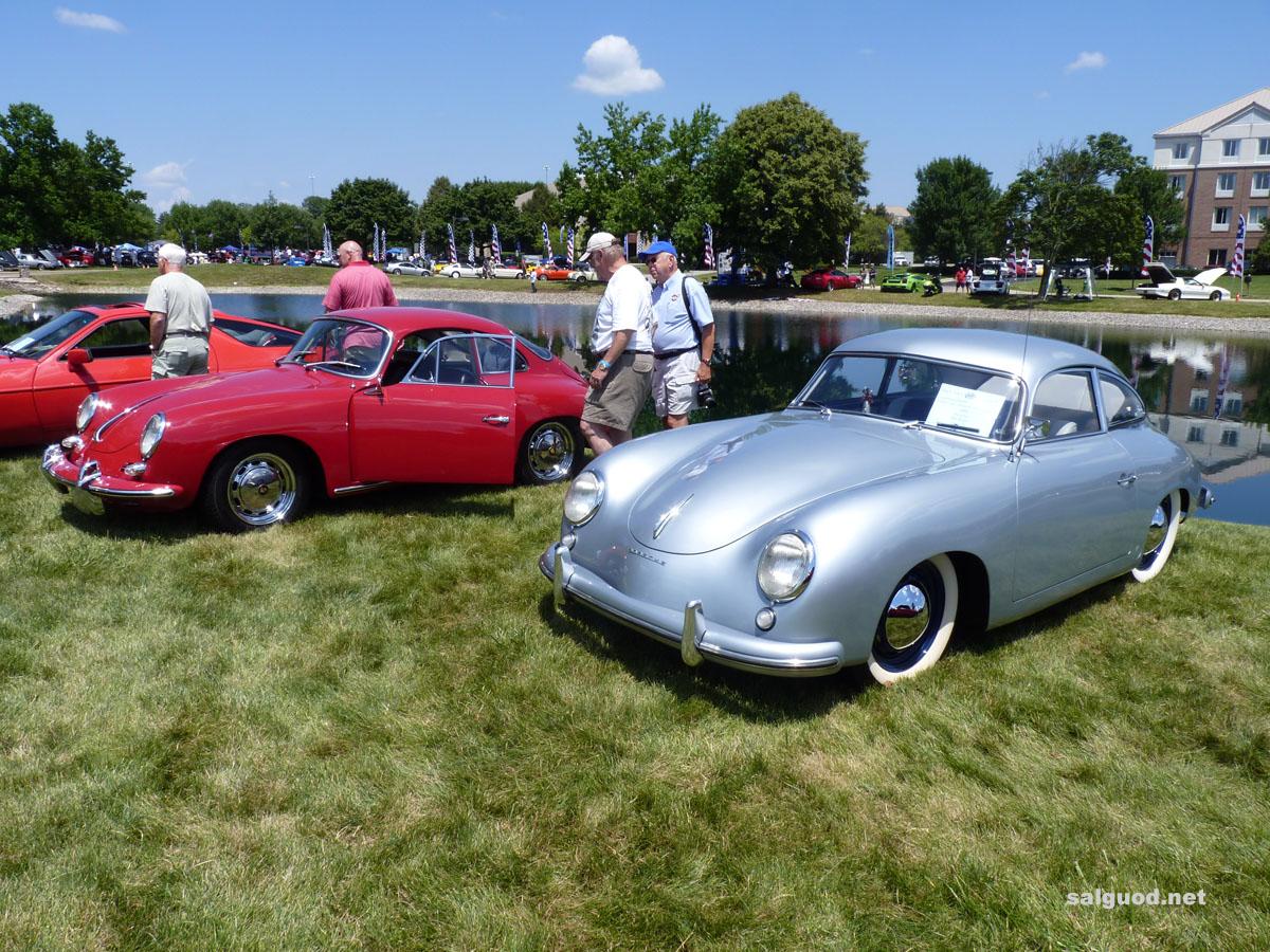 tagged 1953, 356, Porsche