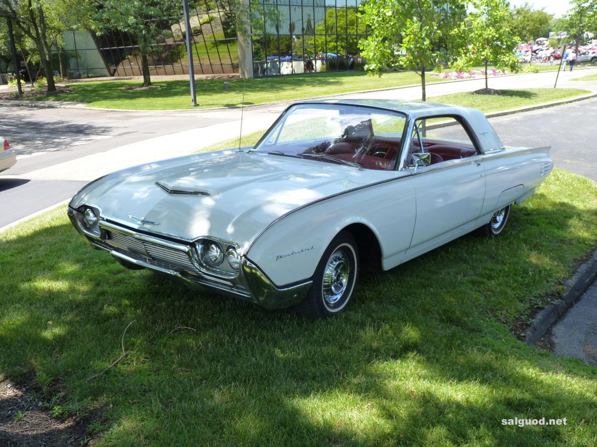1961 Ford Thunderbird - Salguod Gallery