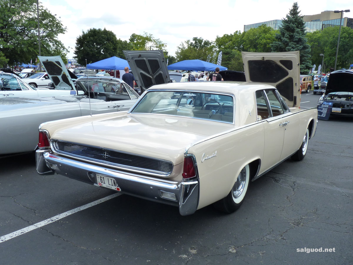 1961 Lincoln Continental Salguod Gallery