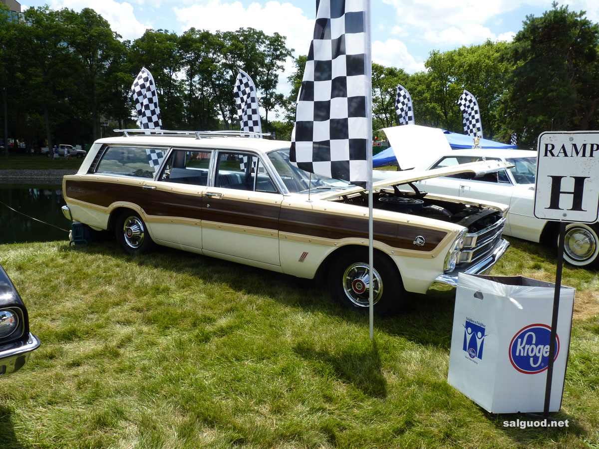 1966 ford country squire - photo #32