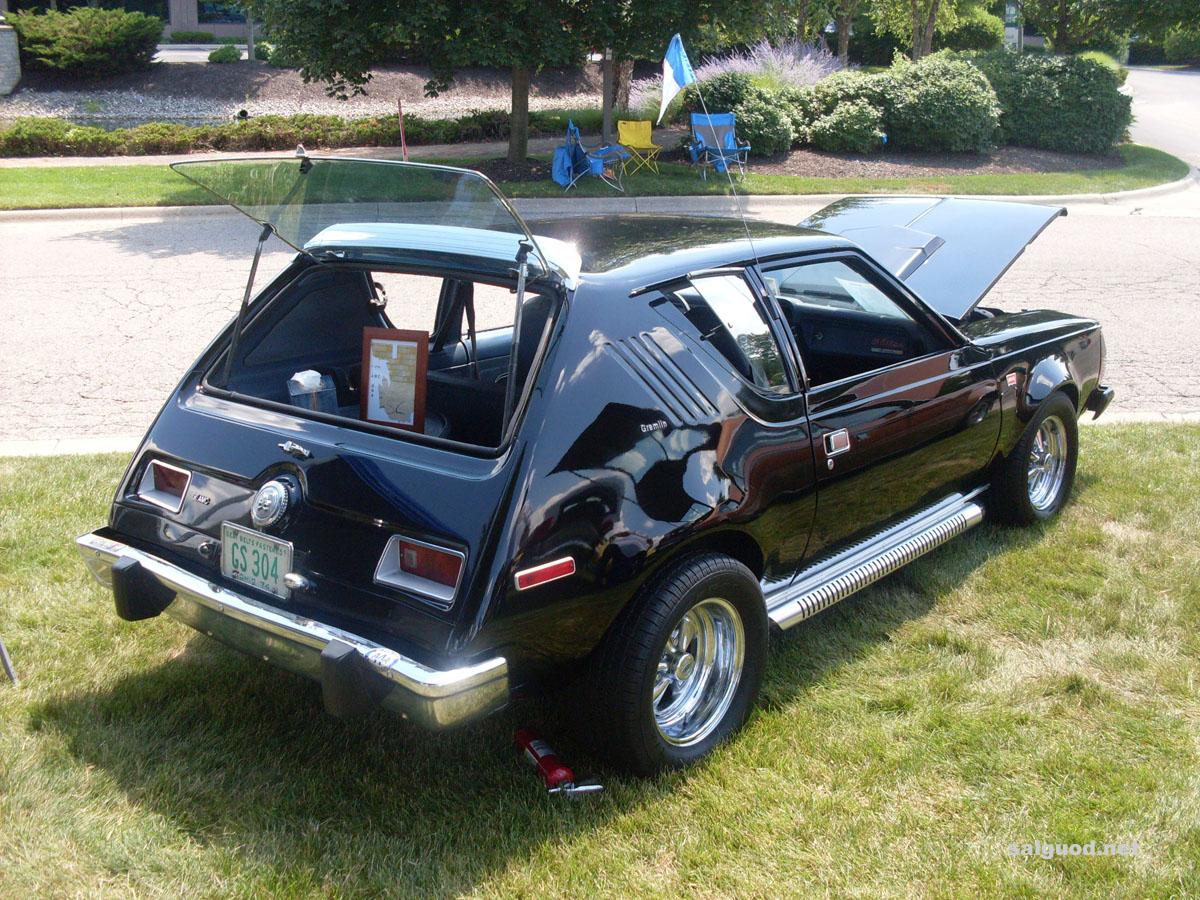 amc gremlin cars news videos images websites wiki lookingthis com. Black Bedroom Furniture Sets. Home Design Ideas