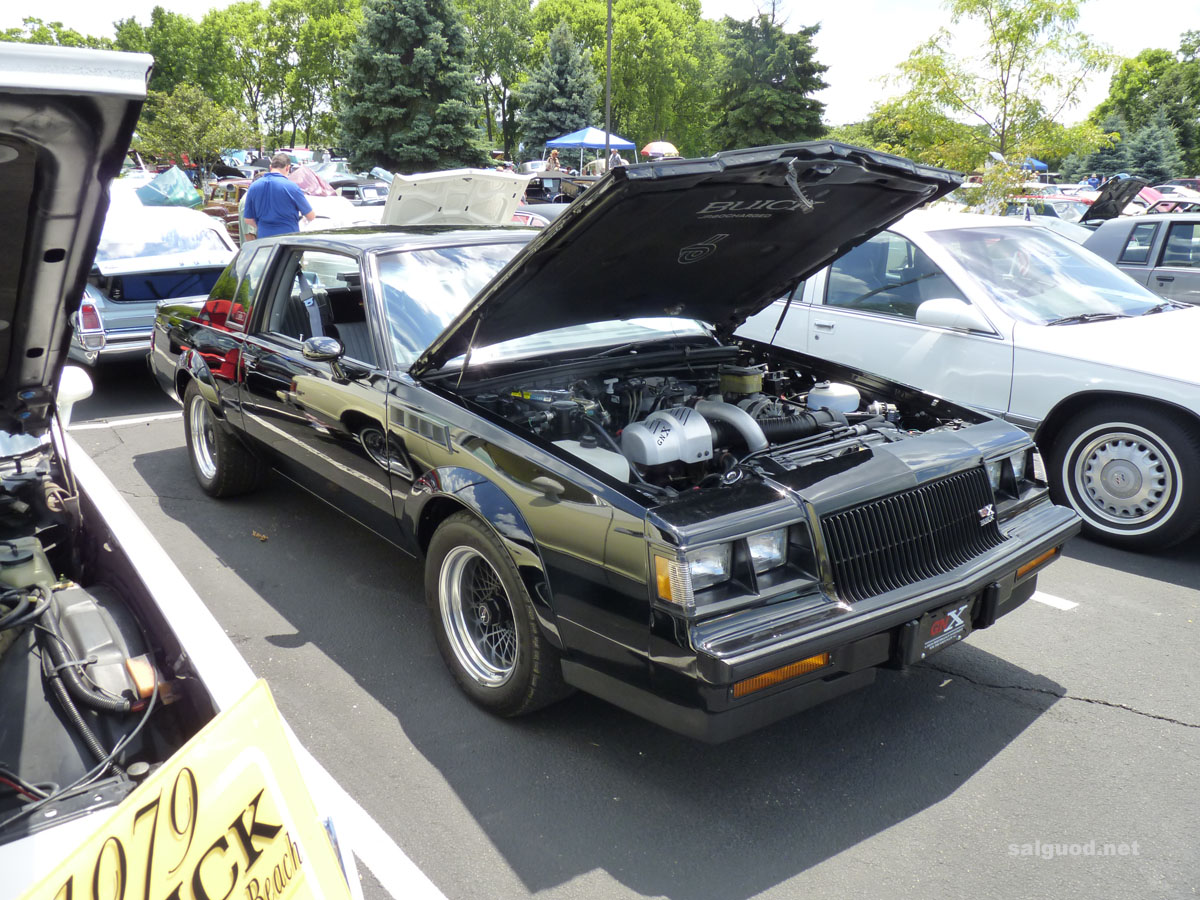 Buick Gnx Tuning >> 1987 Buick Regal GNX related infomation,specifications - WeiLi Automotive Network