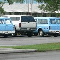 GBT Suburbans and VW Truck