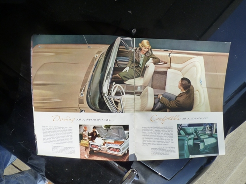 1960 Thunderbird 5-6