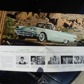 1960 Thunderbird Brochure 11-12